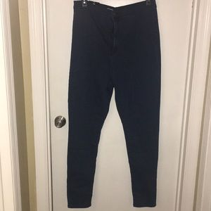 Fashion Nova stretch high waist denim